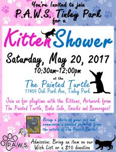 Kitten Shower2